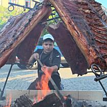 5-Jahres-Feier des El Gaucho in Baden