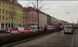 Gasexplosion in Hernals