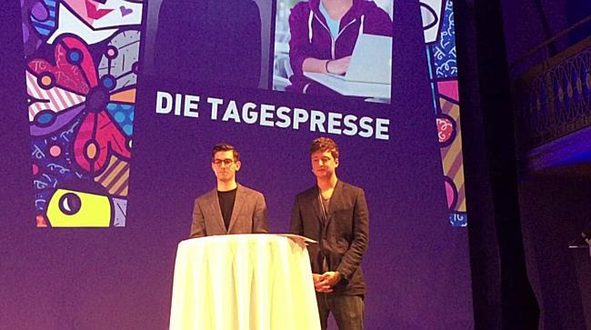 Adgar Awards verliehen: Die Tagespresse live
