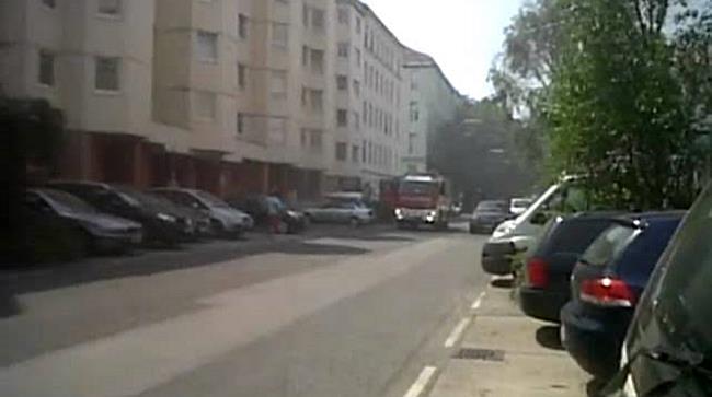 Wohnungsbrand am Sonntag in Wien-Favoriten