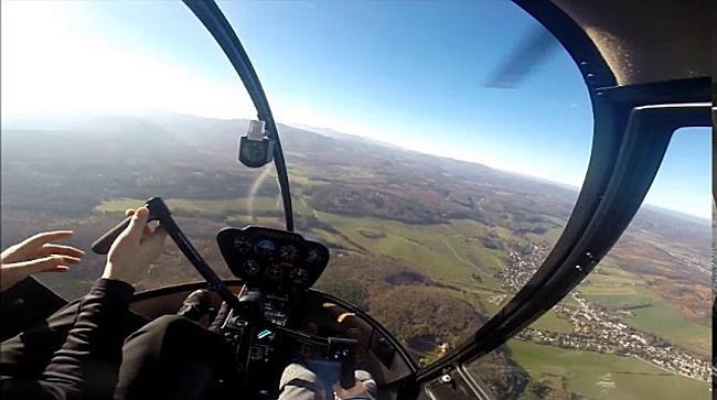 Helikopter selber fliegen in Bad Vöslau bei Wien