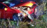Fotos vom Unfallort