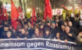 Demo zieht durch Wien