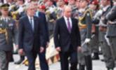 Putin von Van der Bellen empfangen
