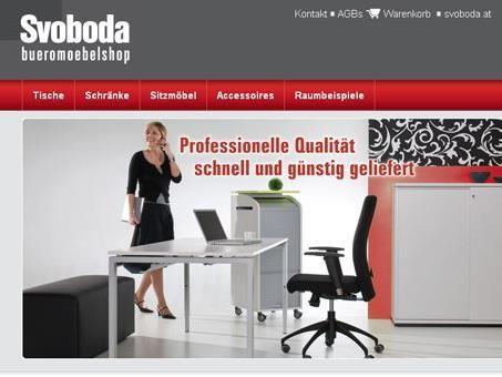 Svoboda Büromöbel startet ab sofort virtuelle Vertriebsschiene ...