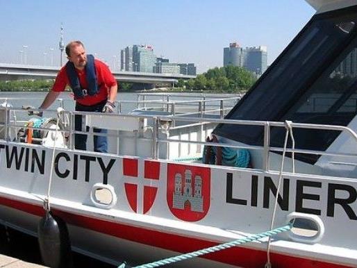 Ursache für Unfall mit Twin City Liner steht fest - Vienna Online