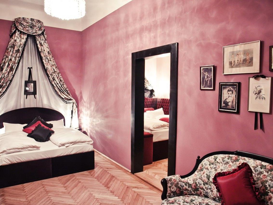 Lena Hoschek gestaltete Zimmer im Hotel Altstadt Vienna - Vienna Online