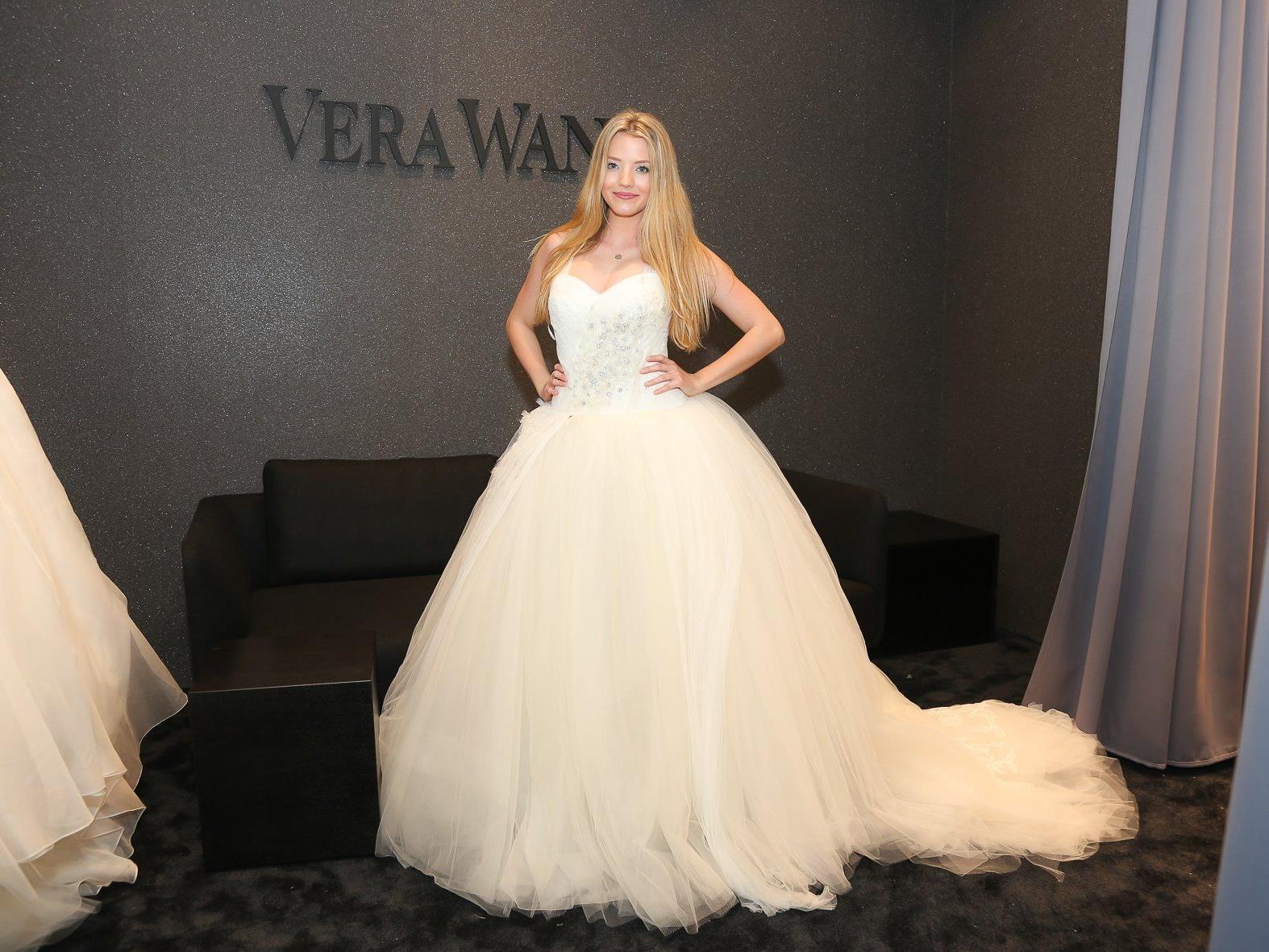 Vera Wang Hochzeitskleider nun auch in Wien - Vienna Online