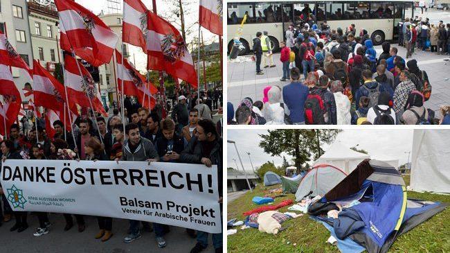 Liveticker Flüchtlinge