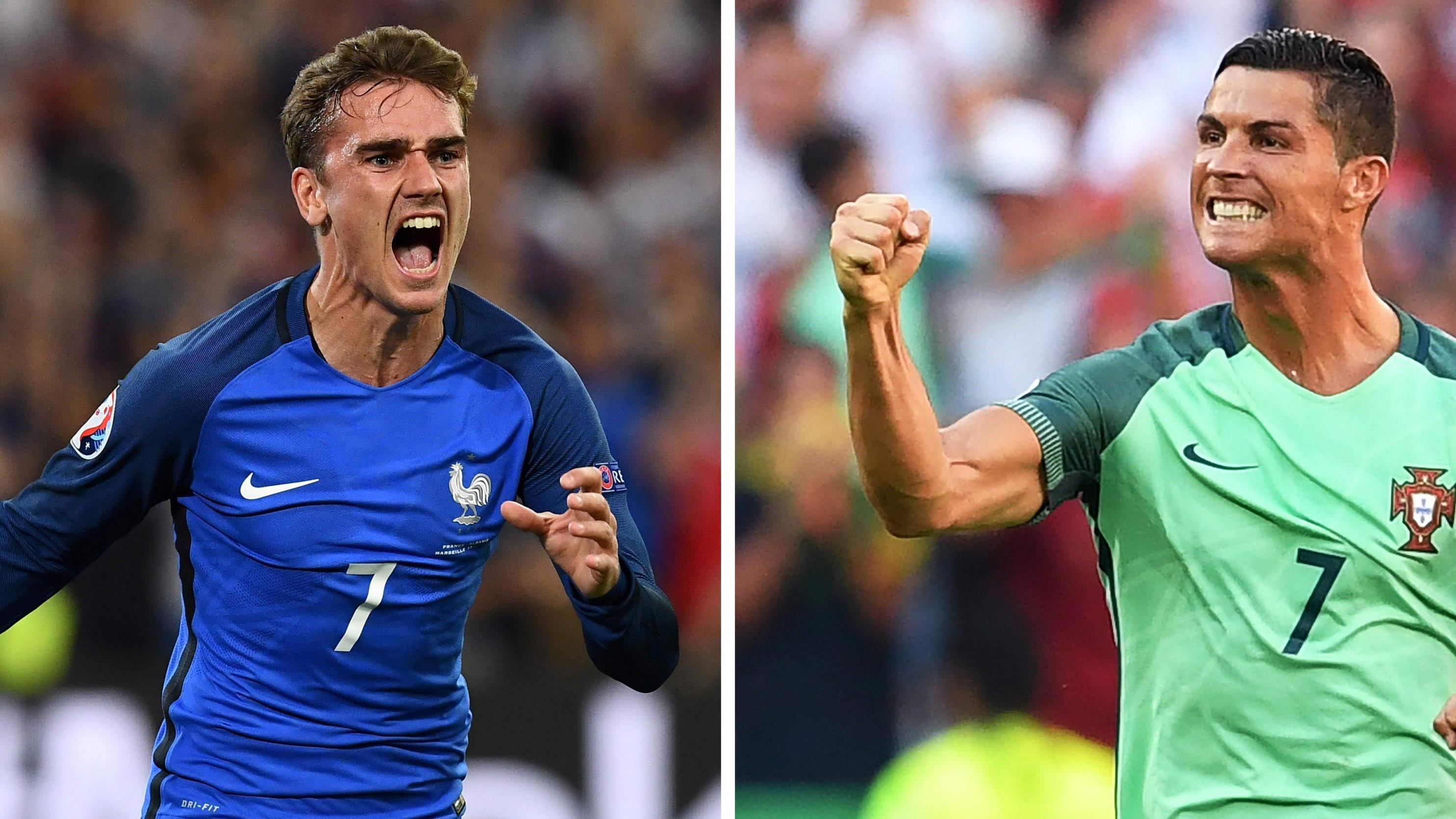 Portugal Gegen Frankreich
