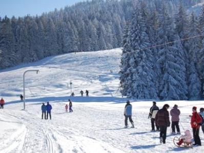 Winter am Bödele