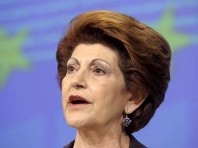 Androulla Vassiliou will mit ihrer Kampagne vor allem junge Menschen ansprechen.