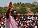 Oppositionsführer Morgan Tsvangirai