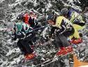 2010 fahren die Skicrosser um Olympia-Gold