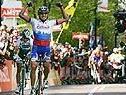 Iwanow im Ziel des Amstel Gold Race