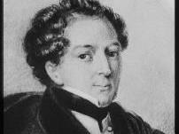 Alois Negrelli um 1820