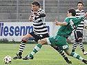 Cehajic (Sportklub) gegen Trimmel (Rapid Amateure)