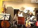 Musik bei der Eröffnung des Tel Aviv Beach in Wien