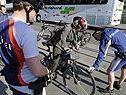 Radfahrer-Kontrolle in Wien