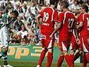 Rapids Niederlage warf Altach aus der Bundesliga