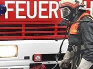Feuerwehr rettete Katze
