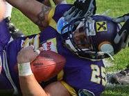Josiah Cravalho steuerte einen Touchdown für die Vikings bei