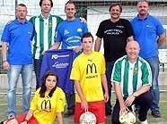 Rapid-Legenden beim FC Inzersdorf zu Gast