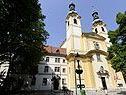 Servitenkirche in Wien Alsergrund