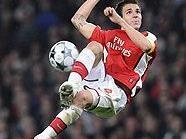 Europameister im Arsenal-Dress: Cesc Fabregas