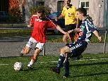 Rankweil-Mittelfeldspieler Thomas Bösch wusste zu überzeugen.