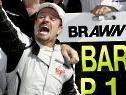 Barrichello widmete seinen Sieg Landsmann Massa