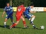 FC Bizau steht in der dritten Runde des heimischen Pokalbewerb.