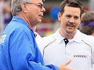 Headcoach und Defensivtaktiker: Rick Rhoades und Chris Calaycay