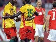 Kamerun ließ Österreich in Klagenfurt kaum eine Chance