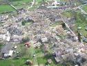 Onna war zu 90 Prozent zerstört worden