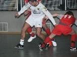 Selcuk Olcum traf im letzten Test gegen SC Hatlerdorf im Triplepack und ist in Hochform.