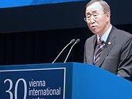 """UNO-Generalsekretär Ban Ki-moon: """"Hälfte meines Herzens in Österreich"""""""