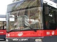 Busse müssen Abstand halten