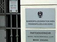 Das Polizeianhaltezentrum Hernalser Gürtel