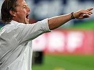 """Kärnten-Trainer Frenkie Schinkels: """"Pech im Spiel"""""""