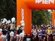 Start zum Business Run 2009