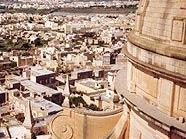 Ansicht von Gozo (Malta)