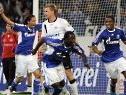Asamoah brachte Schalke in Führung