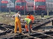 Baustellen bleiben das dominierende Bahn-Thema 2010