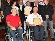 Behindertensportler werden in den Radverband integriert
