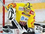 Caps-Goalie Cassivi hielt 40 von 42 Salzburger Schüssen