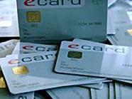Ecards können vom Arbeitgeber noch nicht ausgelesen werden.