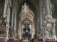 Geistliche Gäste im Stephansdom erwartet