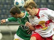 Marc Janko erzielte das wichtige 1:0 für Salzburg