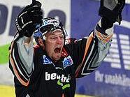 Markus Matthiasson brachte die Black Wings in Führung
